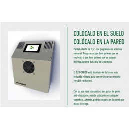 maquina limpiadora de aire